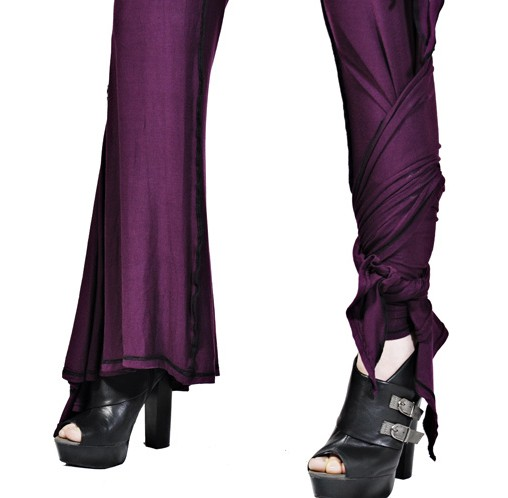 Side Slit Belly Dancing Pant