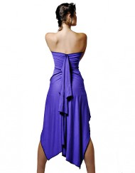 Tranformational Triangle Dress Back